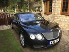 LARGER PHOTOS: 2007/57 BENTLEY GTC 6.0 W12 BLACK CREAM LEATHER 53K MILES FULL BENTLEY SERVICE