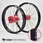 HONDA FRONT & REAR WHEEL SET CRF 450R 450 R CRF450R CRF450 WHEELS RED HUB 2013