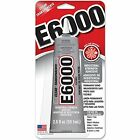 E6000 Craft Adhesive Clear Flexible Waterproof Photo Washer Dryer Safe Glue Arts