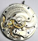 WALTHAM RIVERSIDE ART DECO POCKET WATCH MOVEMENT FOR PARTS P111