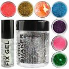 Stargazer Loose Cosmetic Glitter Eyeshadow Shaker  Fix Gel Glitter Lips Body