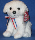 TY FIREWORKS the DOG BEANIE BABY - MINT with MINT TAGS