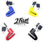 2FastMoto Motorcycle Disc Brake Lock Anti Theft Security Aprilia Ducati