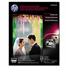 HP Premium Plus Photo Paper 80 lbs Glossy 8 1 2 x 11 25 Sheets Pack CR670A