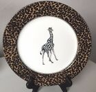 Fitz and Floyd Collectors' Series Serengeti Fine Porcelain Giraffe Plate