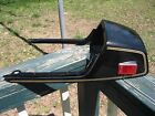 1982 Suzuki GS850G Motorcycle Seat Tail Section Cowl