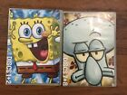 SpongeBob SquarePants Lot of 4 Dvds From The First 100 Episodes