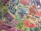 Nice US postage stamp lots ALL DIFFERENT MNH 3 CENT COMMEMS UNUSED FREE SHIPPING