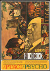 Art print POSTER Canvas Alfred Hitchcock Psycho