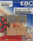 EBC HH Front Brake Pads (2 Sets) Kawasaki ZX14 ZX6R Concours Z1000 FA417/4HH