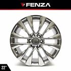 22 in Lexus GX Toyota Hilux Revo Tacoma Land Cruiser Prado Wheels Factory