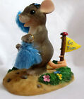 Mouse Charming Tails Figurine Fitz & Floyd