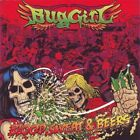 Buggirl : Blood, Sweat & Beers CD