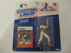 1988 Starting Lineup Willie McGee  St Louis Cardinals  with hard shell case NIB