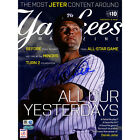 Derek Jeter Signed Day Yankees Magazine September 2014 Issue Steiner Sports
