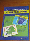 ABeka Eastern Hemisphere MAP SKILL CARDS grades 5 8 Geography Flashcards Set