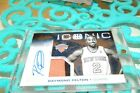 2012-13 ABSOLUTE PATCH AUTO ICONIC RAYMOND FELTON 10 PRIME