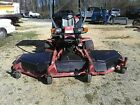 Toro 455-D Lawn Tractor 4x4.  2500 hrs. 4 cycl. enclosed heated cab street sweep