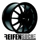 "1x Team Dynamics Pro Race 1.3 racing-black 8.5x18"" ET52 LK5 130 ML 71.5 Alufe..."