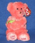 TY DEAR MOM BEANIE BABY - MINT with MINT TAG -  HALLMARK EXCLUSIVE