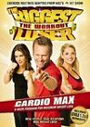The Biggest Loser Workout Cardio Max Good DVD Bob Harper Jillian Michaels A