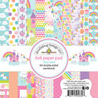 Doodlebug Design Fairy Tales Collection 6 x 6 Scrapbook Paper Pad 5689 2017