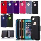 NEW Defender Case Fits Otterbox iPhone 6s 6 6s+ 6+ 7  7 Plus PICK YOUR COLOR