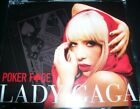Lady Gaga Poker Face / Just Dance Ultra Rare Australian CD Single