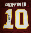 Robert Griffin III Rookie Cards and Autograph Memorabilia Guide 60