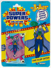 Super Powers Vintage Kenner 1984 Series 1 12 Back Joker Card Back with Bubble