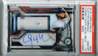 2016 Topps Strata PSA 10 Clayton Kershaw Clearly Authentic Auto Relic PSA 10