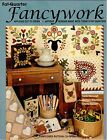 Quilt Pattern Book Fat Quarter Fancywork by Sunflower Pattern Co operative