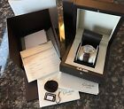 Glashutte Original PanoMaticInverse AUTOMATIC With Date Solid 18k Rose Gold 42mm
