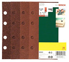 New Bosch Sanding Sheets Set Pads Sandpaper Grit for Orbital Sanders UK Free P