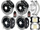 "Jeep Wrangler Wilwood FNSL4R 13"" Front & Rear Big Brake Kit *WITH Lines & Fluid*"