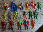 DC Super Powers 1984 1985 LOT 17 Pieces x17 Superman Wonder Woman MANY COMPLETE