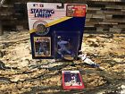 1988 And 1991 Starting Lineup, Montreal Expos Lot, Tim Raines + Delino DeShields