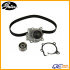 Geo Storm Isuzu Stylus Engine Timing Belt Kit with Water Pump Gates TCKWP177
