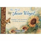 The Art of Susan Winget - 20 cards with full-color interiors and 22 designed