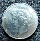 1927 D  Peace Dollar  GEM UNC  VERY SCARCE DATE