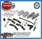 Pro Comp K3083B 4 Stage II Short Arm Lift Kit w ES Shocks for 1997 06 Jeep TJ