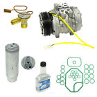 New A C Compressor Kit With Clutch AC for 89 92 Geo Tracker