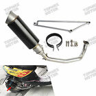 GY6 Engine 125cc 150cc Exhaust System Muffler for Honda Ruckus Zoomer 2002-2015