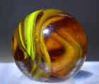 #5542m Very Rare Vintage Christensen Agate Company CAC Submarine Marble *Mint*