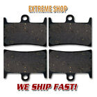 Yamaha Front Brake Pads XJR 1300 XV 1700 Road Star Warrior XV 1900 Raider, etc
