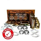 ENGINE OVERHAUL KIT FITS NUFFIELD 344 4DM TRACTORS WITH LEYLAND BMC 34 ENGINE