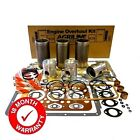 ENGINE OVERHAUL KIT FITS NUFFIELD 3 45 TRACTORS WITH BMC 28T  28TD ENGINE