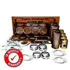 ENGINE OVERHAUL KIT FITS NUFFIELD 10 60 384 4 60 4 65 WITH BMC 38T TA TD ENGINE