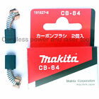 Makita 906 Die Grinder CB64 Carbon Brushes Genuine Original Part 191627-8