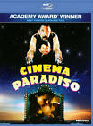Cinema Paradiso Blu ray Disc 1988 RARE OUT OF PRINT USED Like New